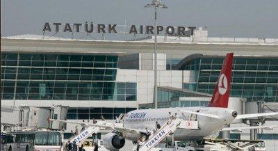Турция забрани ръчния багаж в самолета, с лаптопи може