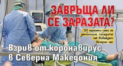 Завръща ли се заразата? Взрив от коронавирус в Северна Македония