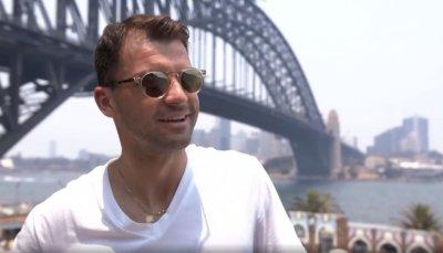 Григор Димитров: Представях си, че играя всеки ден с различен опонент