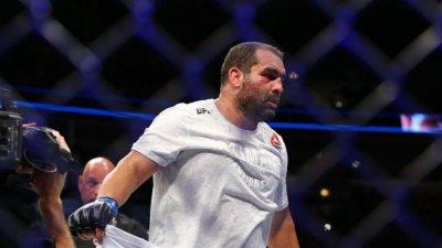 Багата с втора поредна загуба в UFC