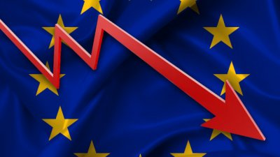 Силен спад на продажбите на дребно в ЕС за втори пореден месец