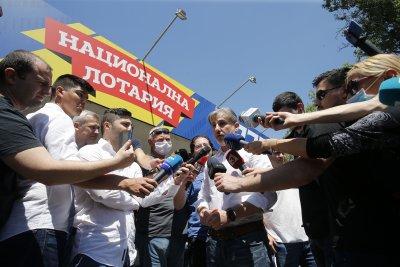 Пропадна общото събрание на Левски