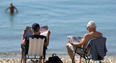 Май 2020-а – най-топлият, откакто се правят измервания