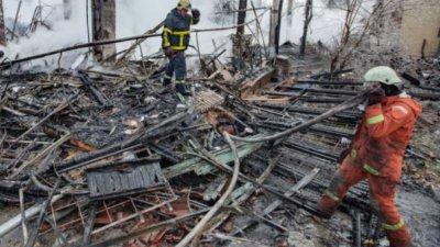 Почина един от ранените в пожара в Драгор