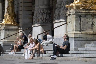 Пак голям ръст на новозаразени в Швеция