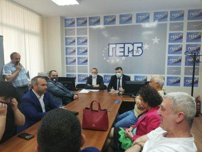 Пълна промяна на ГЕРБ в Плевен заради Цветанов