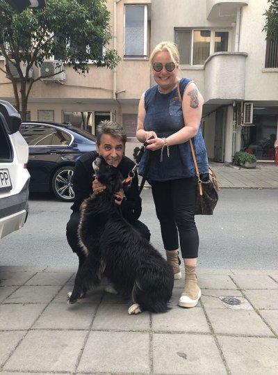 """Щастлива развръзка: Тони Димитрова спаси кучето на дует """"Ритон"""""""