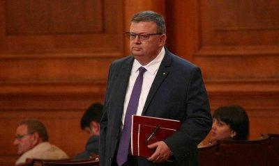 Цацаров: Трябва да решим кое се декларира и проверява