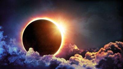 Частично лунно затъмнение тази вечер