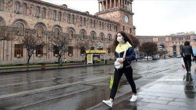 Армения колабира от COVID-19