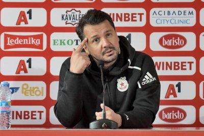 Милош Крушчич: Не знам колко сме готови, честно!
