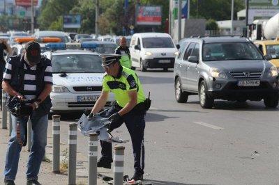 """Мотористът от """"Цариградско"""" е загинал при удар в автобус"""