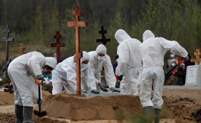 Лъже ли Русия за коронавируса?