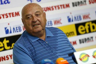 Стефанов подкара Левски: Едни фалират за 40 000, а други са безнаказани с дългове от 30 млн.!