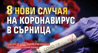 8 нови случая на коронавирус в Сърница