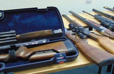 Акцията на Гешев спипа нелегално оръжие