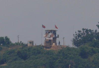 Северна Корея взриви съвместния офис за връзка с Южна