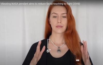НАСА разработи огърлица срещу COVID-19