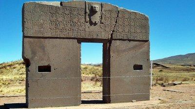 Вратата на Слънцето - портал към други светове