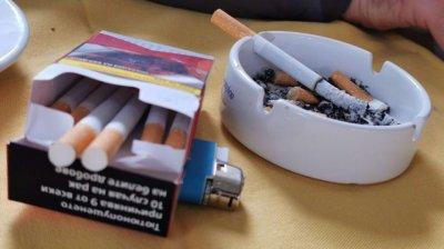Южна Африка криминализира продажбата на цигари?