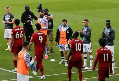 В Англия гневни на Бернардо Силва - не показа уважение към Ливърпул