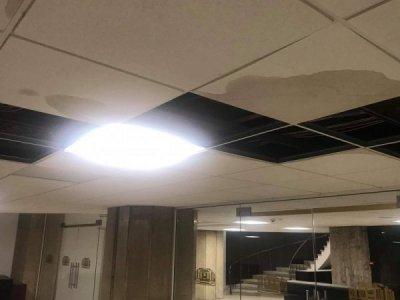 3 етажа от НДК са под вода след бурята
