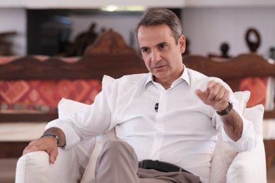 Мицотакис: Вече по-лесно разговарям с Ердоган