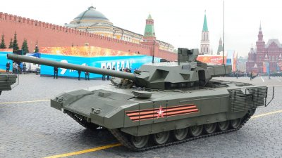 """Русия възнамерява да продава танка """"Армата"""" в чужбина"""