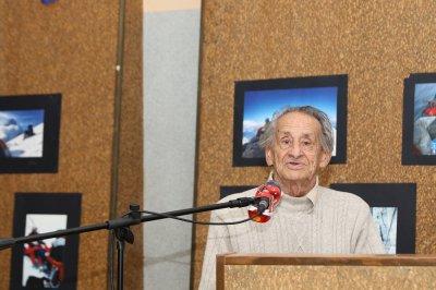 Почина единственият професор по алпинизъм у нас