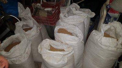 Иззеха 300 кг тютюн при спецакция в Пловдив