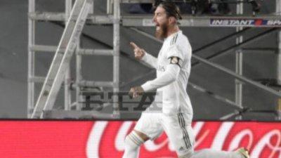 Реал Мадрид доближава титлата