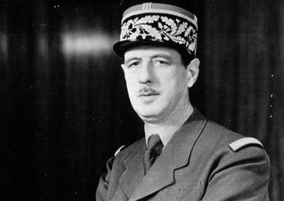 Генерал Шарл де Гол, президент на Франция (1959 – 1969 г.)