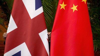 """Китай обвини Великобритания в """"груба намеса"""" за Хонконг"""