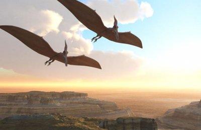Летящи гущери живеят край Розуел