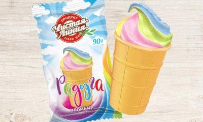 """Истерия в Русия заради """"гейски"""" сладолед"""