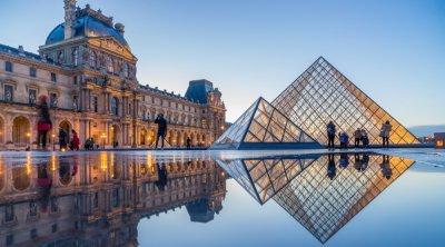 Затвореният Лувър загубил над 40 милиона евро за 4 месеца