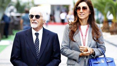 Рекорд: Бивш шеф на F1 стана баща на 89