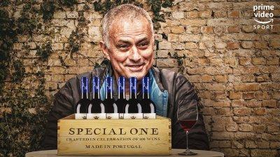 Специално вино за Специалния