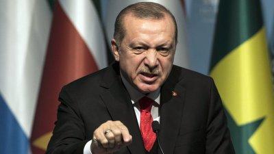 """Ердоган: Нападките за """"Св. София"""" са атака срещу суверенитета на Турция"""