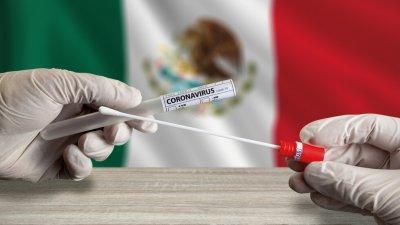 Мексико надмина Италия по брой заразени с коронавирус