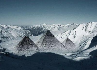 Пирамидите в Антарктида - измислица или реалност