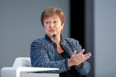 Кристалина Георгиева настоя за справяне и с климатичните промени