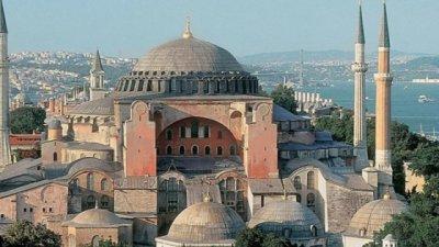 """Световният съвет на църквите пише на Ердоган за """"Света София"""""""