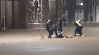 Горещ слух: Битият от полицията е починал?