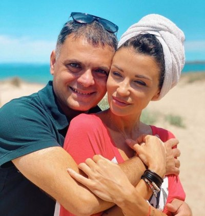 ГОРЕЩ СЛУХ: Диляна Попова гадже с Васко Василев (СНИМКИ)