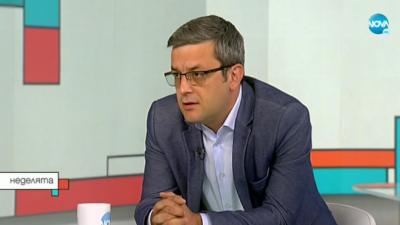 Биков: Хайде Борисов да не носи отговорност поне за БСП