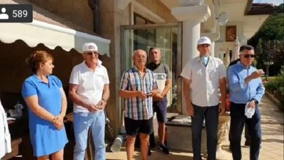 ДПС: От 11 юли НСО не охранява Ахмед Доган и депутата Пеевски