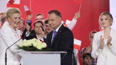 Анджей Дуда спечели изборите на косъм