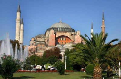 """ЮНЕСКО предупреди Турция да не превръща """"Света София"""" в джамия"""