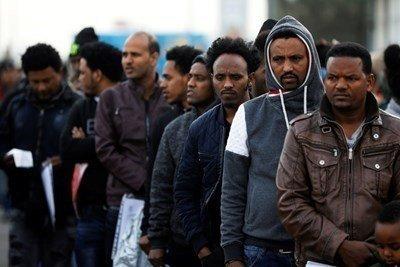Германия приела 10 хиляди мигранти от Турция